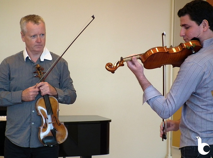 Coull Quartet coaching