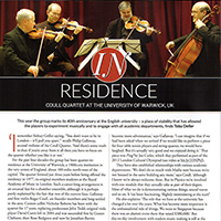 Coull Quartet - Home Page