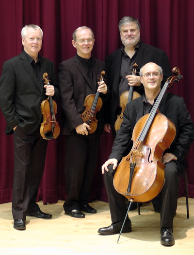 Coull Quartet photo