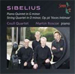 Coull Quartet - Sibelius CD