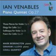 Coull Quartet - Venables CD